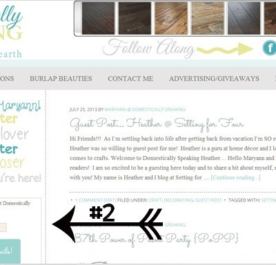 Project Gallery and Blog Makeover