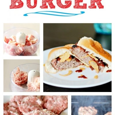 Bacon Lovers ~ Ultimate Bacon Burger