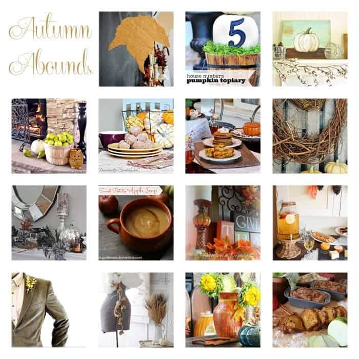 Autumn Abounds Blog Hop