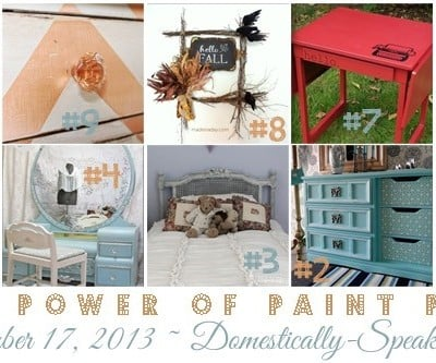 195th  Power of Paint Party {PoPP}