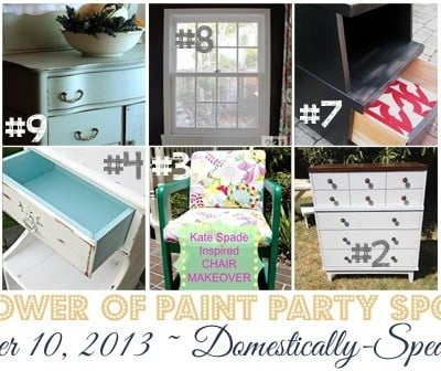 194th Power of Paint Party {PoPP}