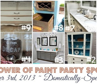 193rd Power of Paint Party {PoPP}