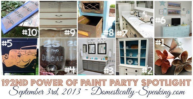 Power of Paint Party - Come Link Up!