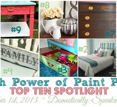 197th Power of Paint Party {PoPP}