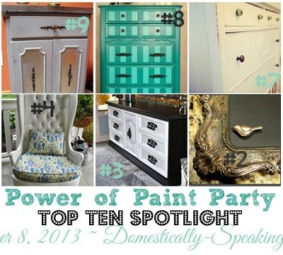 198th Power of Paint Party {PoPP}