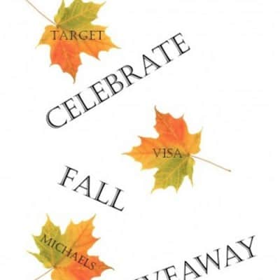 Celebrate Fall Giveaway!