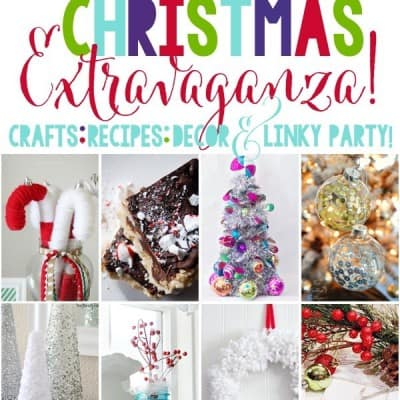 Christmas Extravaganza Blog Hop Linky Party