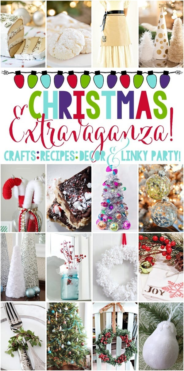 Christmas Extravaganza Collage Domestically Speaking