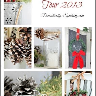 Christmas Home Tour 2013