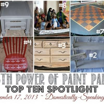 208th Power of Paint Party
