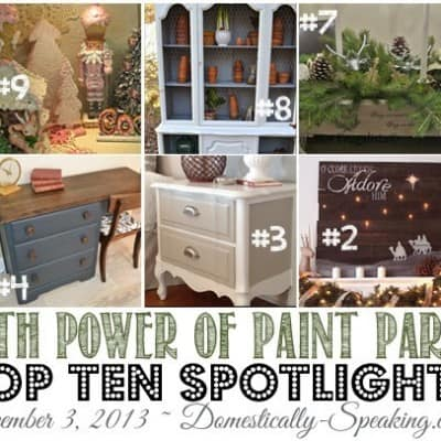 206th Power of Paint Party