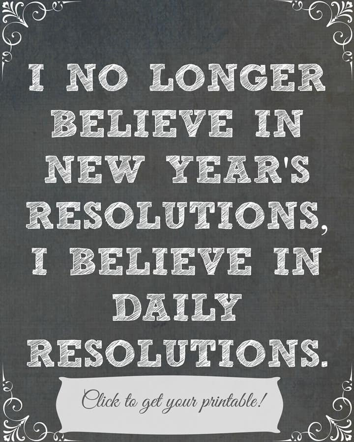 Resolutions click