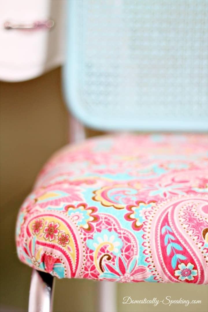 Fun color fabric