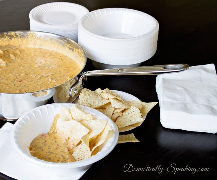 Mexican Bacon Cheeseburger Dip 2