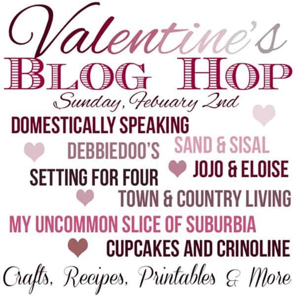 Valentines Blog Hop