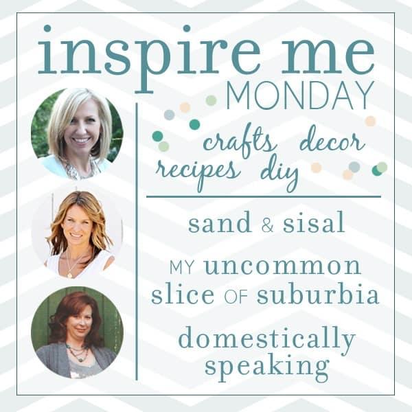 Inspire Me Monday #1