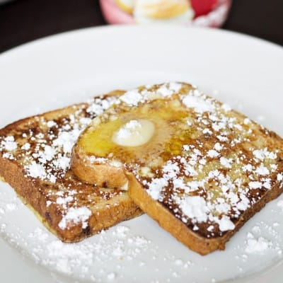 Sweet and Creamy Cinnamon French Toast