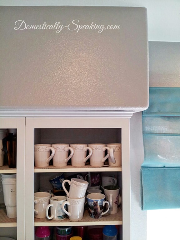How To Paint Your Kitchen Cabinets Domestically Speaking