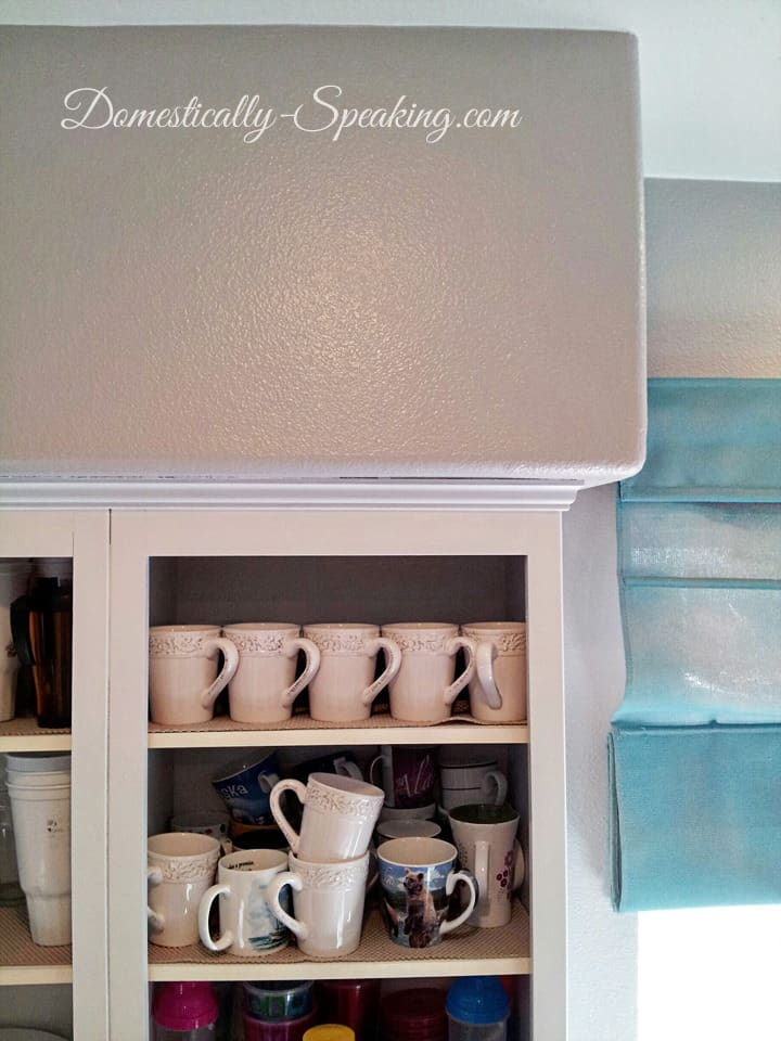 How to Paint Your Kitchen Cabinet, Foam Roller