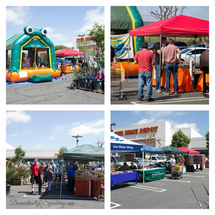 Miracle-Gro Home Depot Spring Event