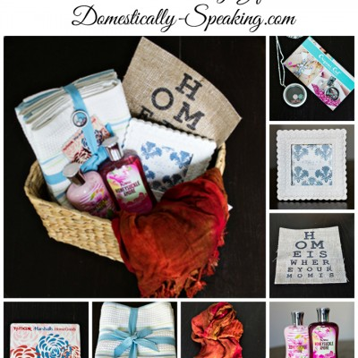 Mother's Day Giveaway Wish Basket