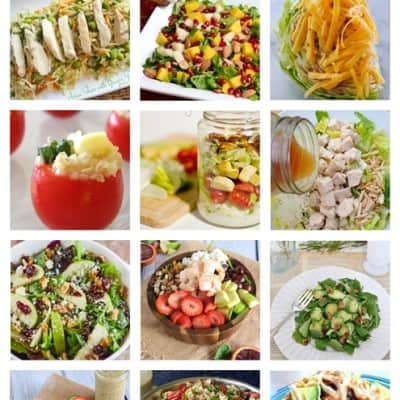 15 Salad Recipes
