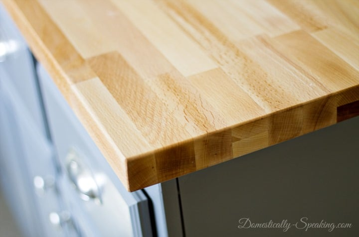Prepping Your Butcher Block 3