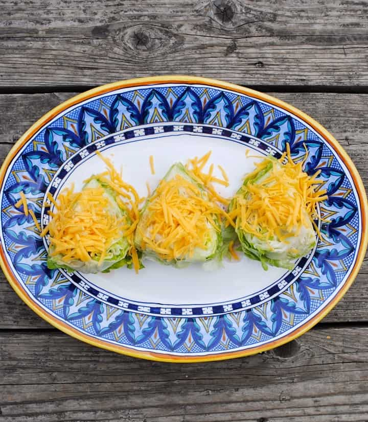 White Trash Wedge Salad from Jacolyn Murphy