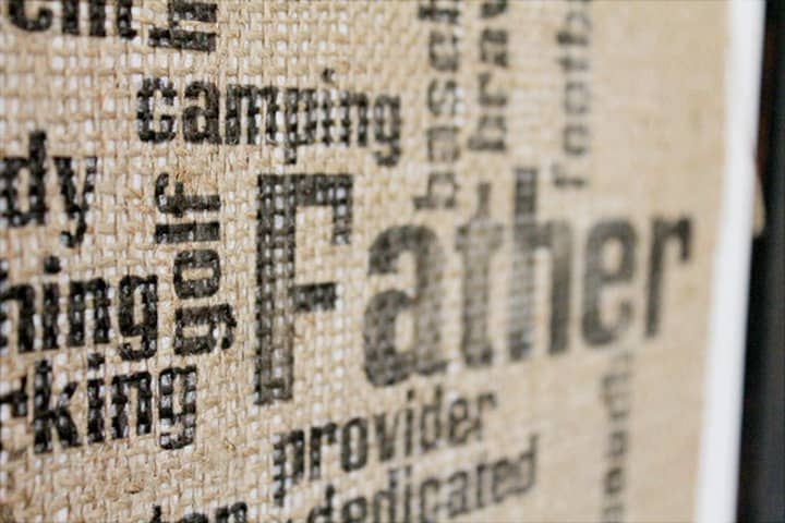 father burlap 3