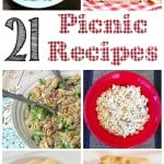 21 Picnic Dishes: BBQ, Appetizers, Salads and More