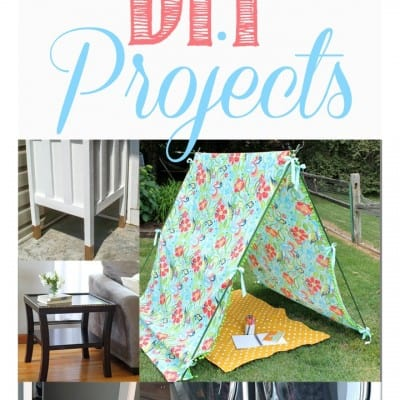 6 Inspiring DIY Projects Friday Features