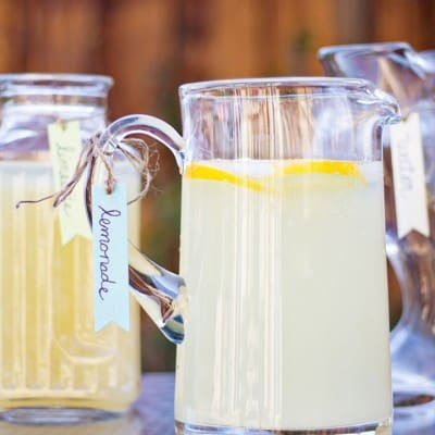 Easy DIY Beverage Tags