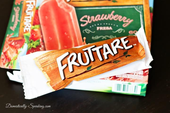 Sweet Summertime with Fruttare