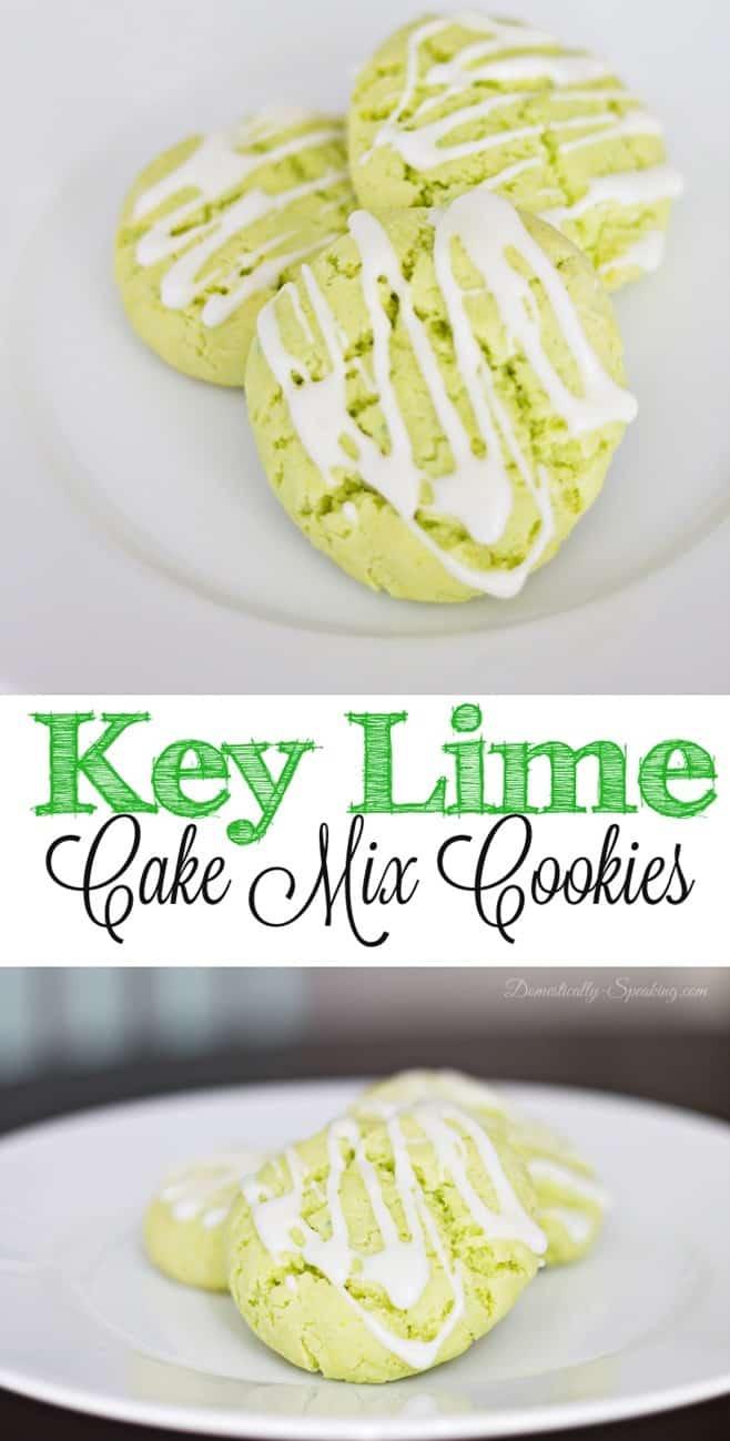 Cake Mix Key Lime Cake Recipe