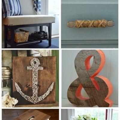 6 Inspiring DIY Weekend Projects
