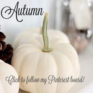 Ultimate Autumn Pinterest Board