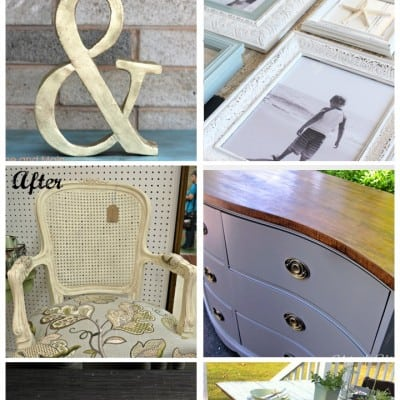 6 Inspiring DIY Projects… Feature Friday