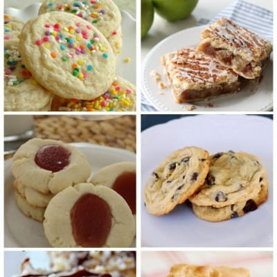 6 Must Try Cookies and Bars ~ Friday Features