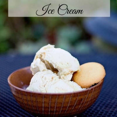 Banana Cream Pie Ice Cream Recipe