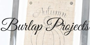 Burlap Project Gallery