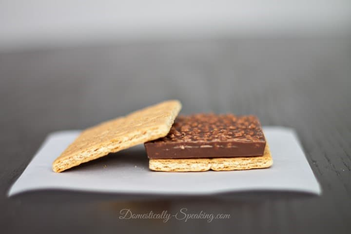 Crunch S'more