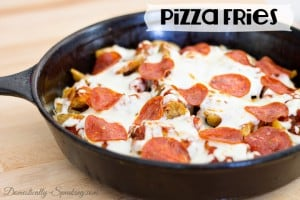Pizza Fries 8