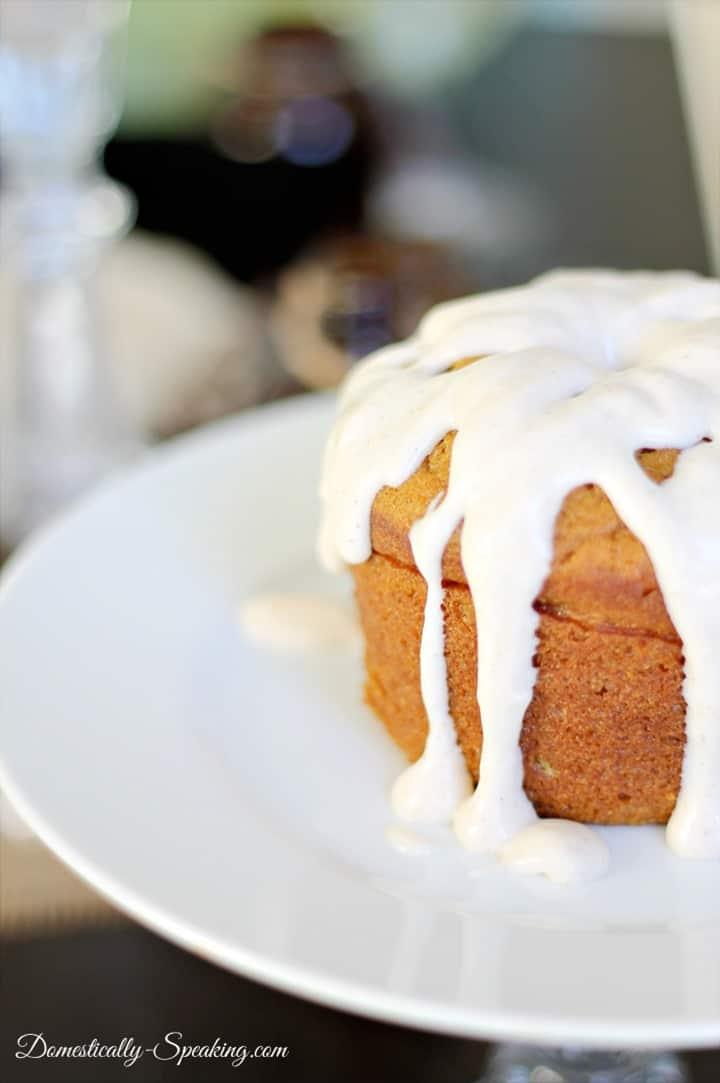 pumpkin spice cake 3