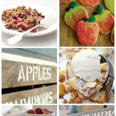 6 Apple Recipes and Crafts in Friday's Features