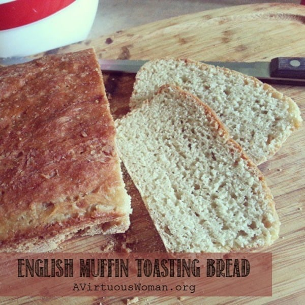English Muffin Toasting Bead from A Virtuous Woman