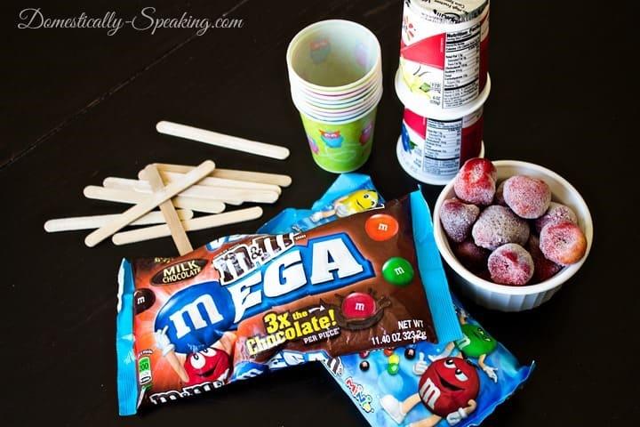 Fruit and Yogurt Popsicle 5