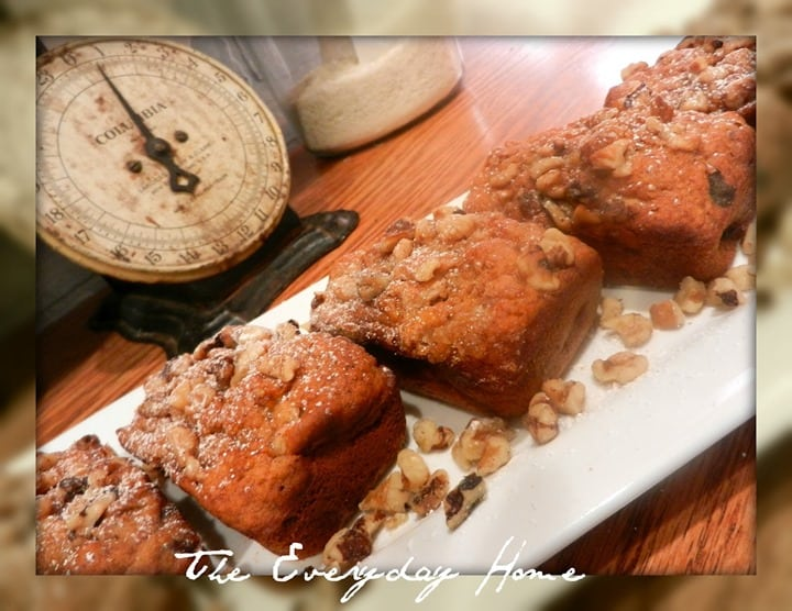 Gluten Free Banana Bread from The Everyday Home