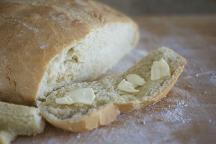 Grandmas Italian Bread from 365 Days of Baking and More