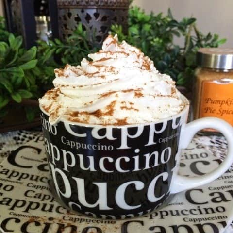 Pumpkin Spice Latte from Simply Design Life