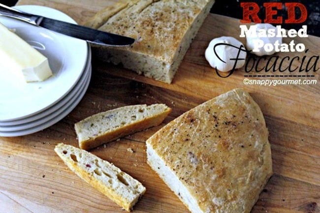Red-Mashed-Potato-Focaccia from Snappy Gourmet
